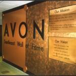 Avon Signage