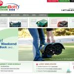 LawnBott Website