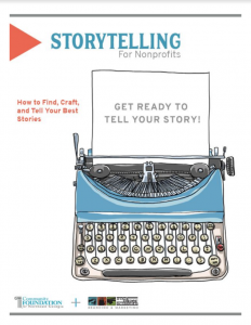 Storytelling for Nonprofits Workbook