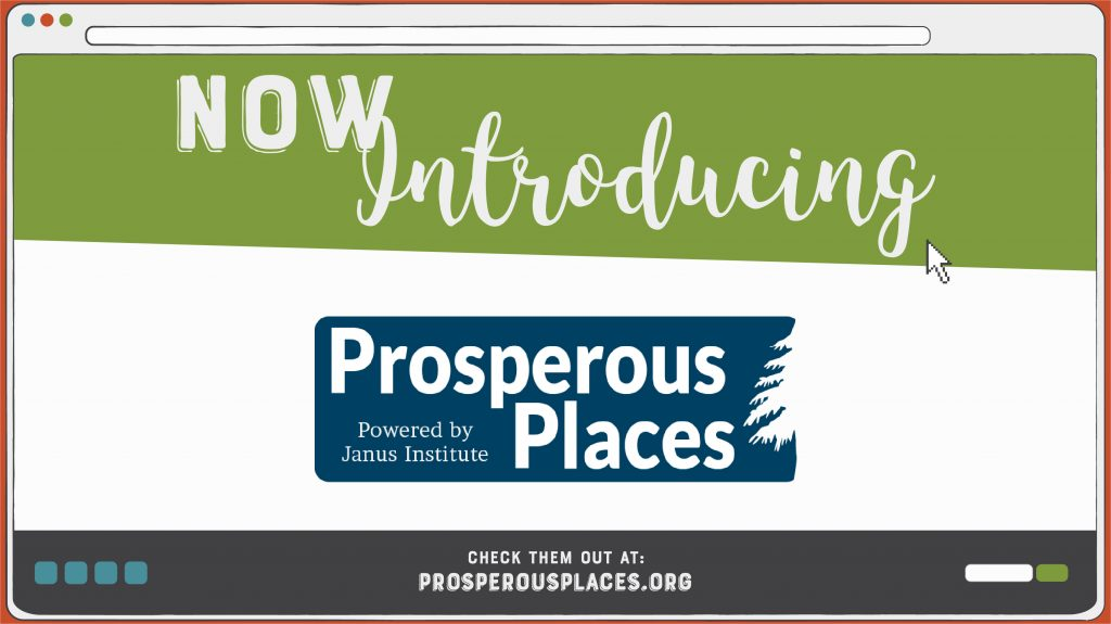 Introducing Prosperous Places