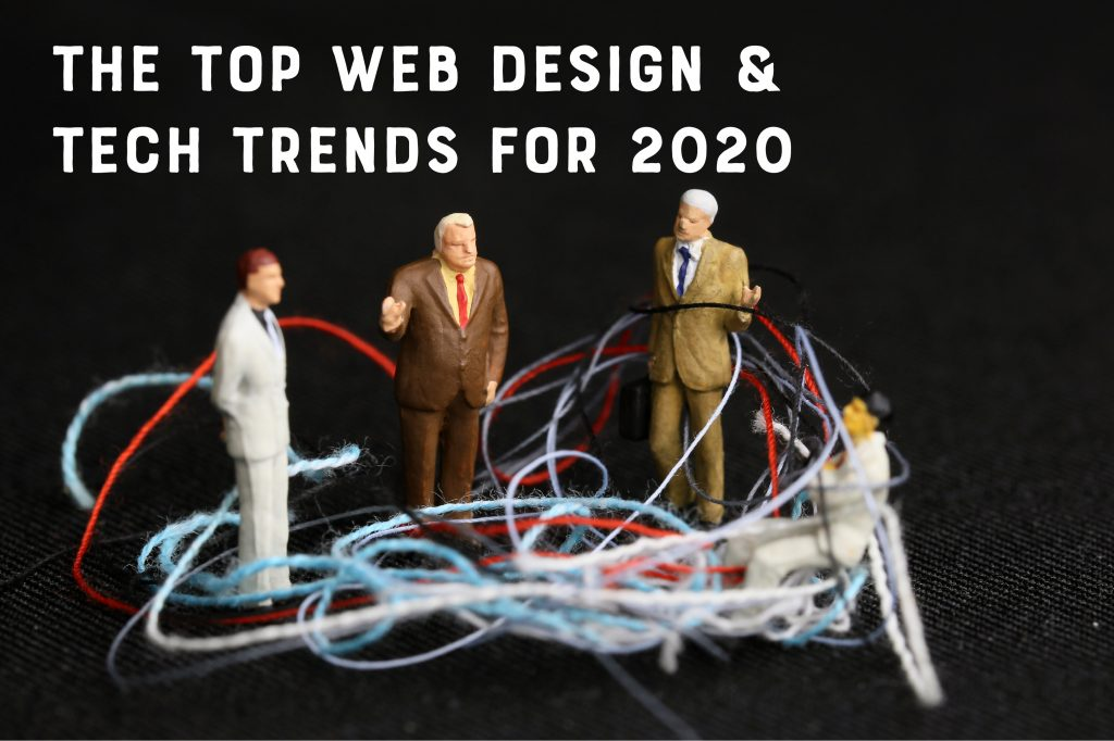 web design & tech trends