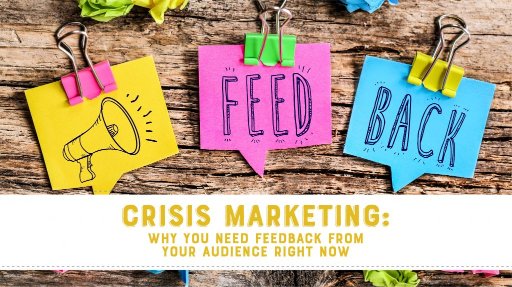 Why You Need Audience Feedback