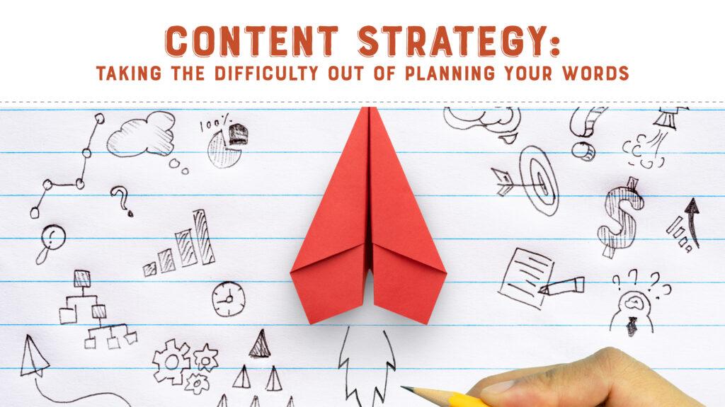 Content Strategy Webinar Recap Blog